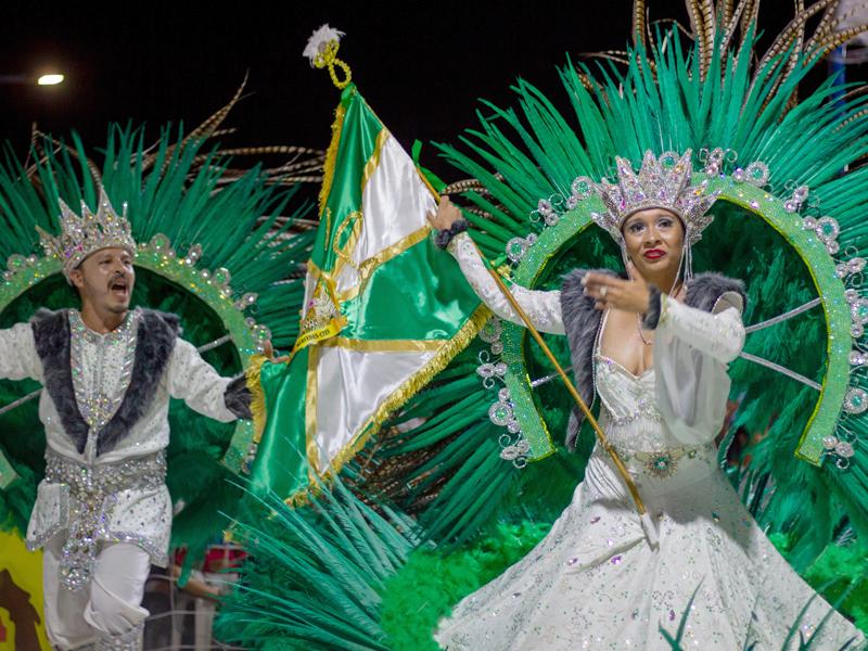 carnaval - Pareja Autentica
