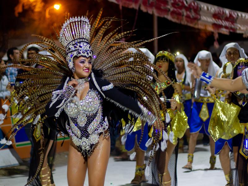 carnaval - Sambando