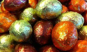 pascuas - Huevos De Colores