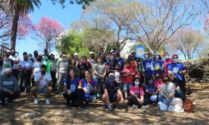 limpieza - Foto De Los Voluntarios