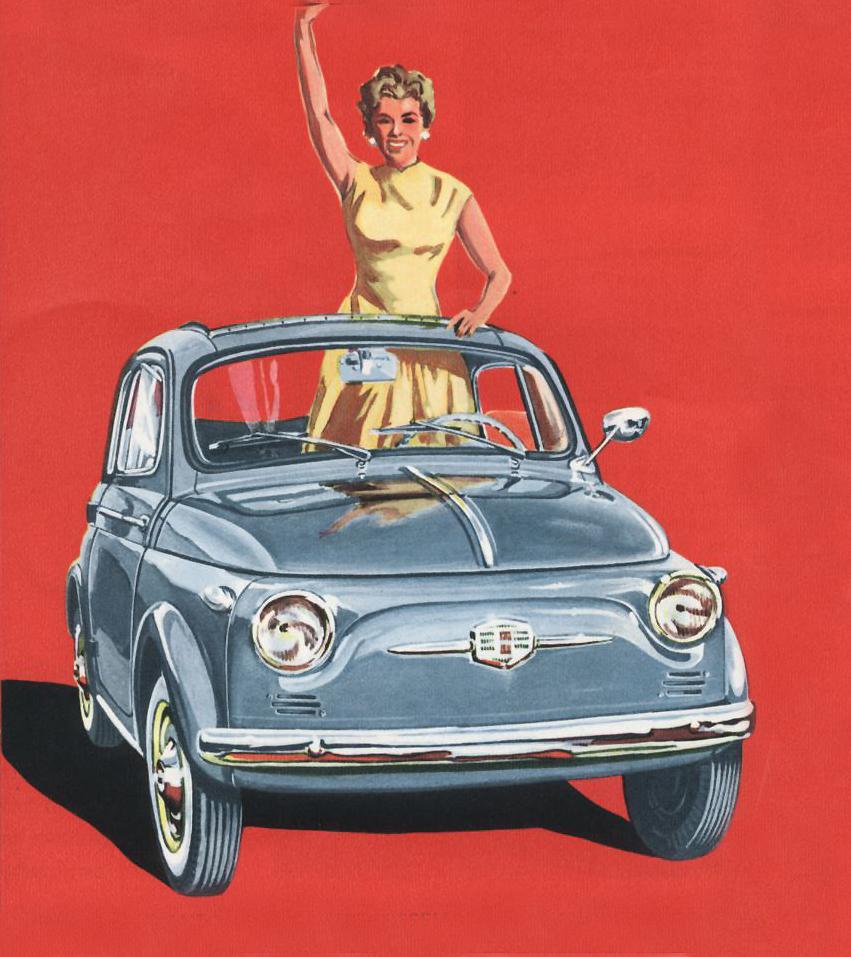 1957 Fiat Nuova 500 1