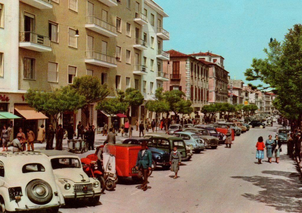 1958 Cosenza Corso Mazzini