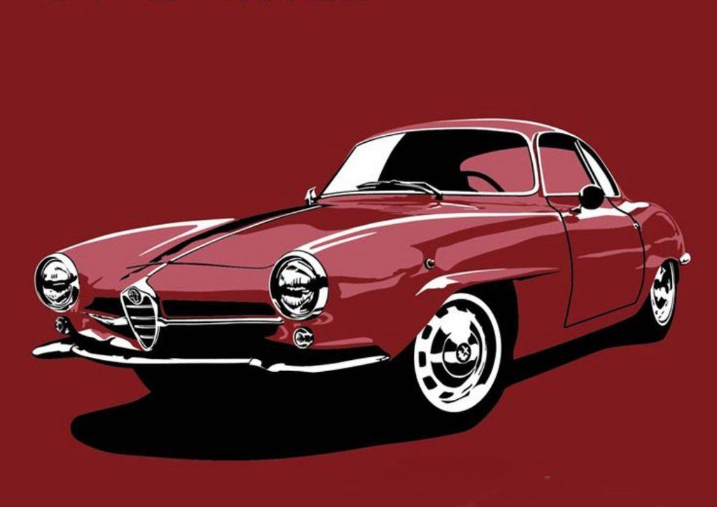 1959 Alfa Romeo Giulia Ss