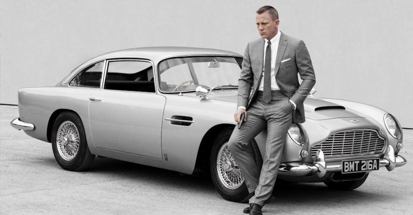 2019 Astonmartin Db5 Di 007