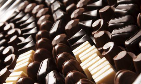 """XV Edizione della """"Festa del Cioccolato"""" - tanti cioccolatini di diverse forme e colori"""