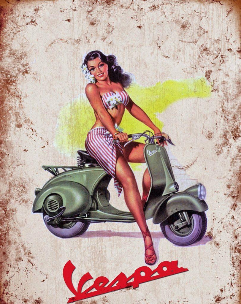 1956 Vespa