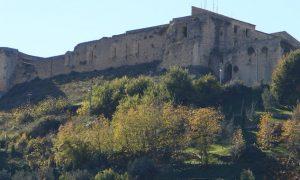 veduta del Castello Normanno Svevo Cosenza