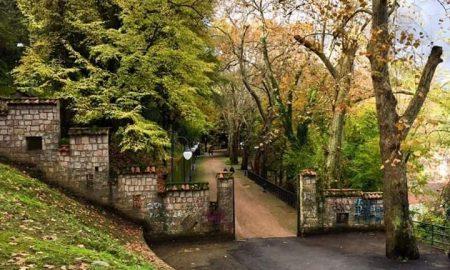 Entrata Di Villa Vecchia