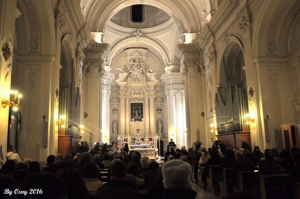 Interno Chiesa San Domenico