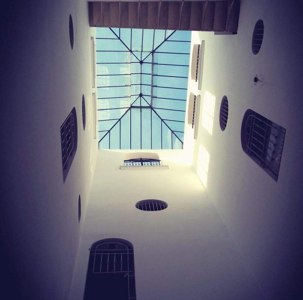 Interno Del Palazzo Cosentini