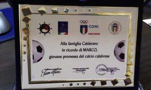 Premio Ensi - Targa Marco Calderaro