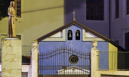 Chiesa Del Piccolo Crocifisso Facciata