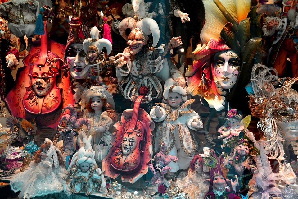 Carnevale con le Maschere