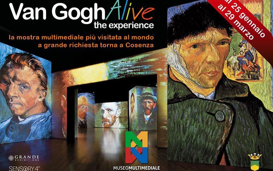 Van Vogh Alive