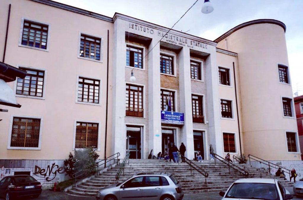 Lucrezia Della Valle Liceo 1