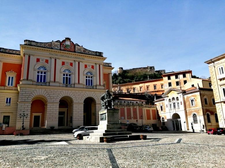 Lucrezia Della Valle Piazza