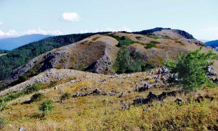 Santa Lucerna La Montagna