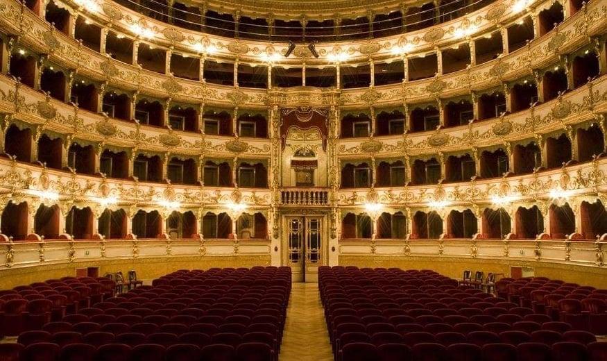 teatro Rendano all'interno