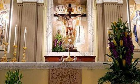 Altare Gesu