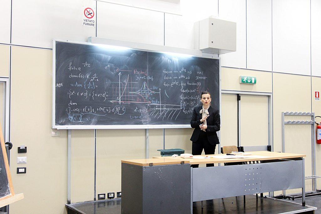 Ingrid carbone Prof Di Matematica