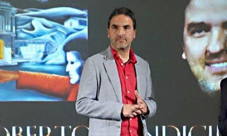 Roberto Mendicino Copertina