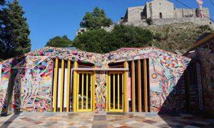 Musaba Parco Museo Santa Barbara Musaba Art Residence Foresteria