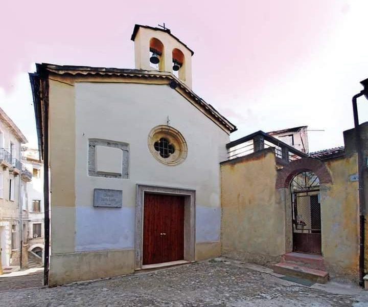 Copertina Santa Lucia