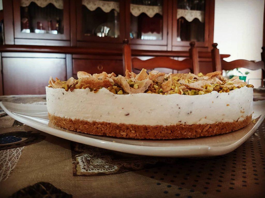 Torta Vista Laterale