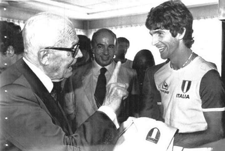 Paolo Rossi E Pertini