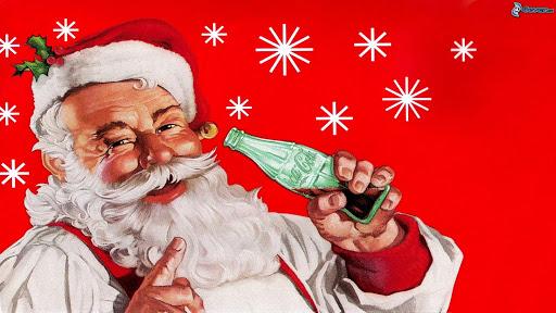 Coca Cola E Babbo Natale