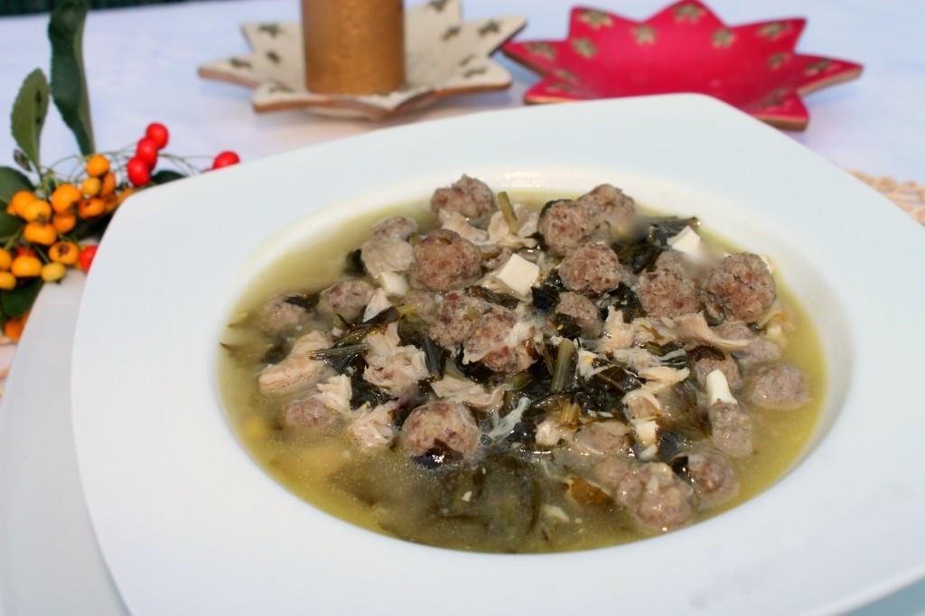 Zuppa Di Santo Stefano