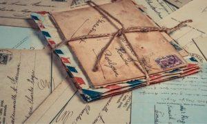 Lettere E Cartoline Timbrate