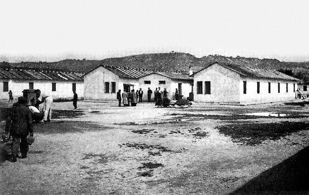 Campo Di Concentramento Ferramonti