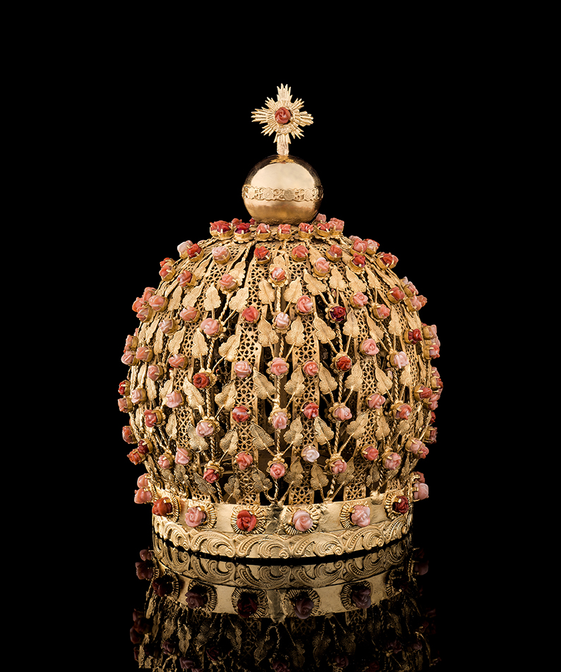 Corona Madonna di spadafora