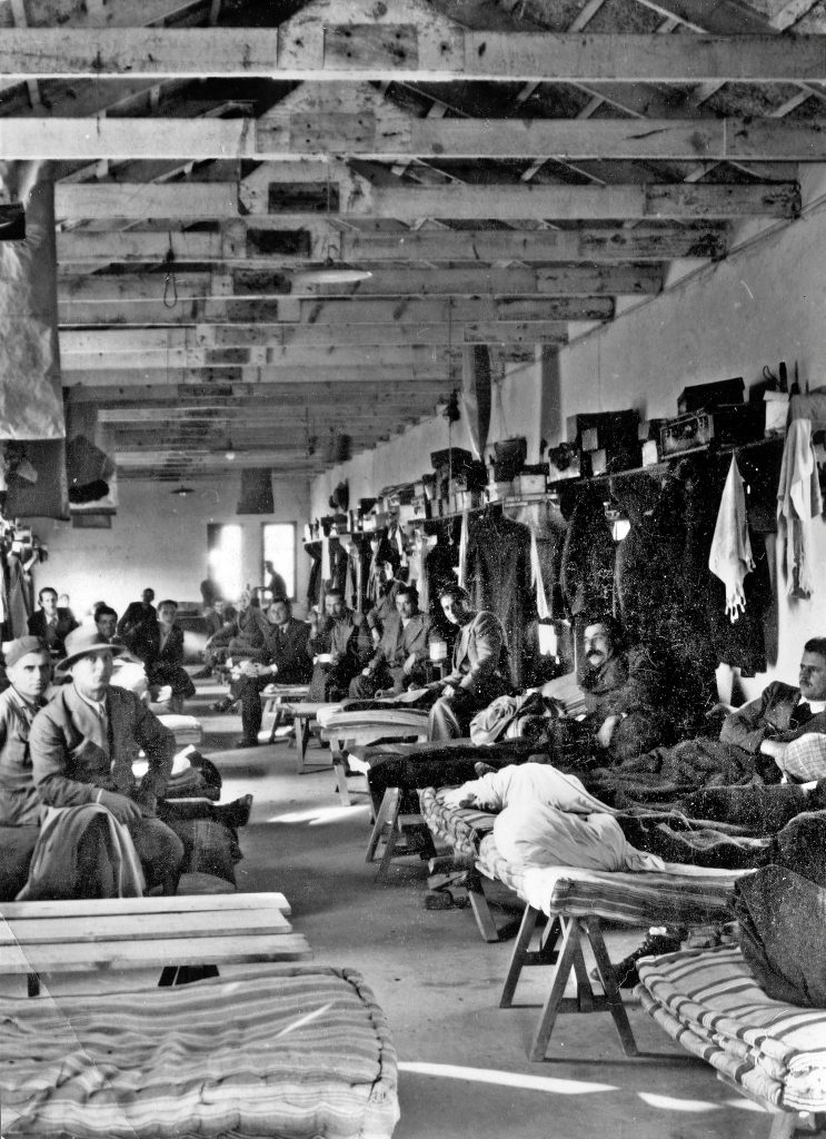 campo di concentramento di ferramonti