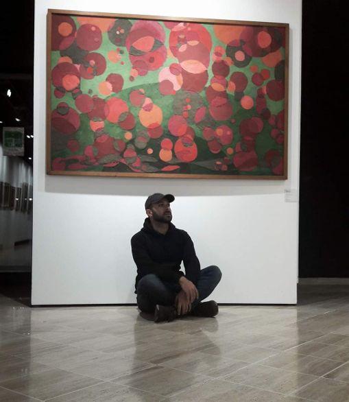 Roberto Sottile Mugart museo delle gallerie d'arte e degli artisti