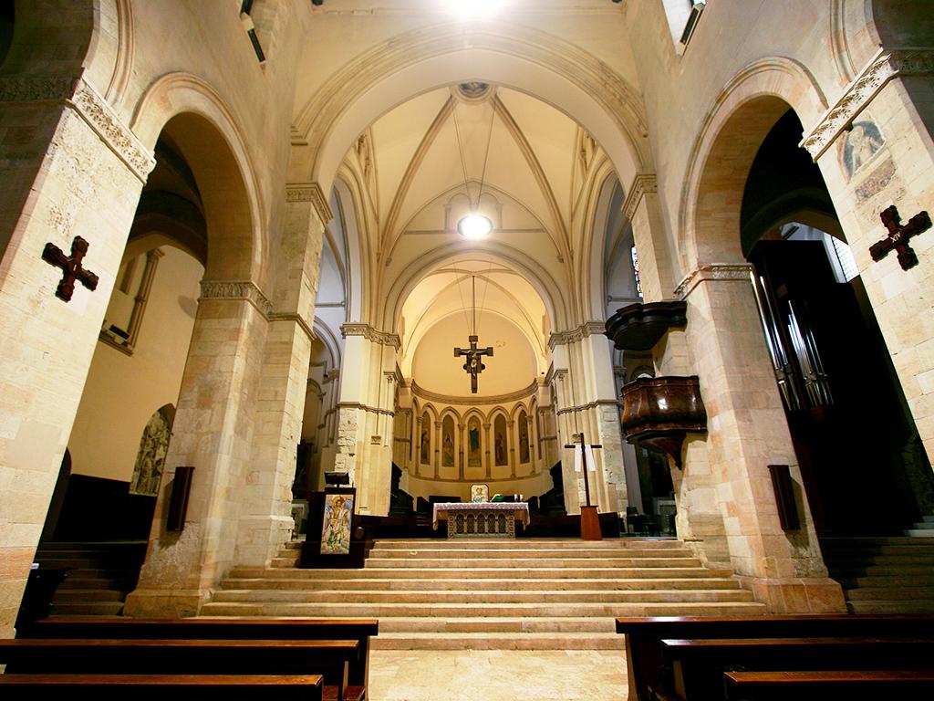 Altare Maggiore madonna del pilerio