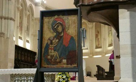 Quadro Madonna Del Pilerio