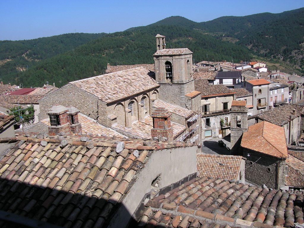 Veduta San Giovanni In Fiore