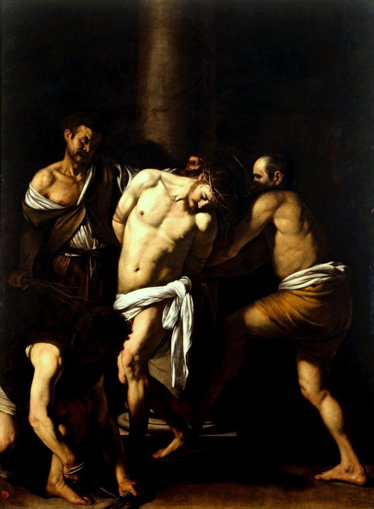 La Flagellazione Di Caravaggio