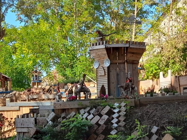 Parco Della Civilta Maestre