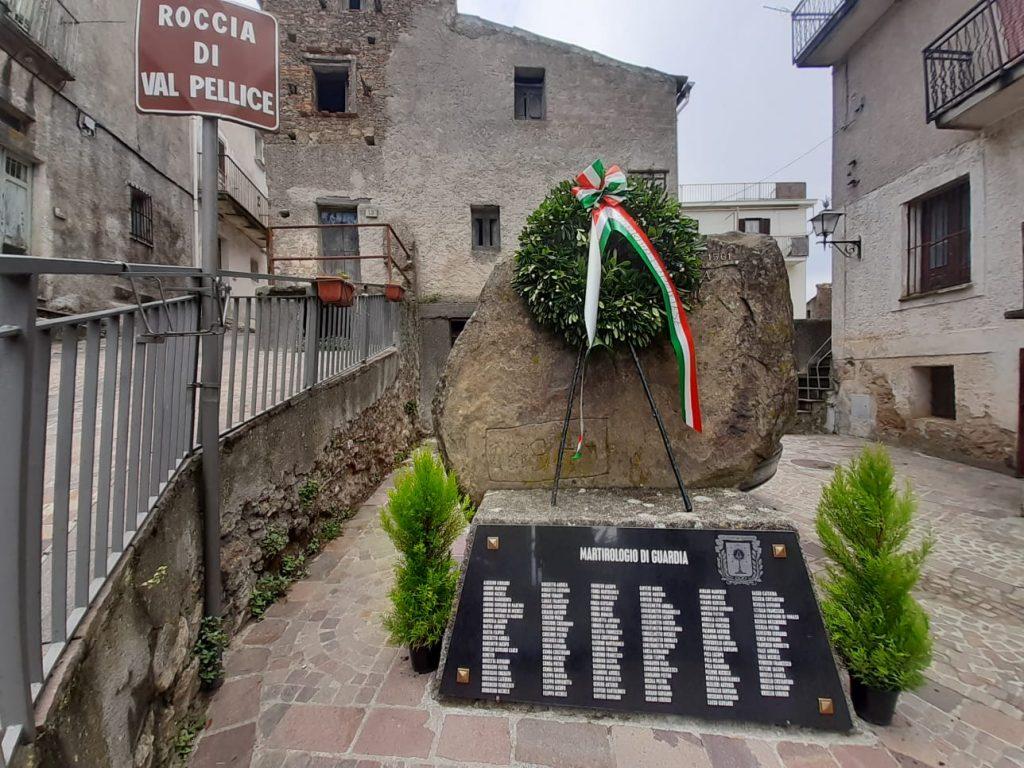 Roccia Guardia Piemontese