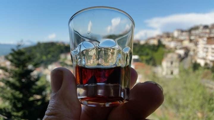 Amaro Dedicato A Luzzi
