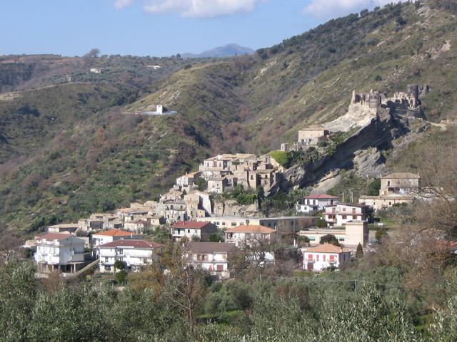 Borgo Cleto Veduta