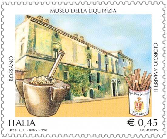 Museo Liquirizia Francobollo