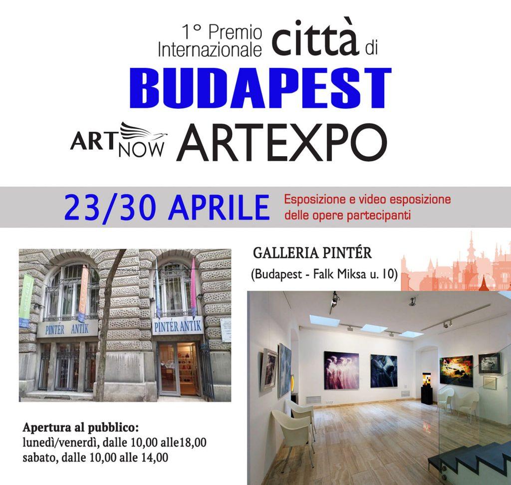 Primo Premio Internazionale Citta Di Budapest