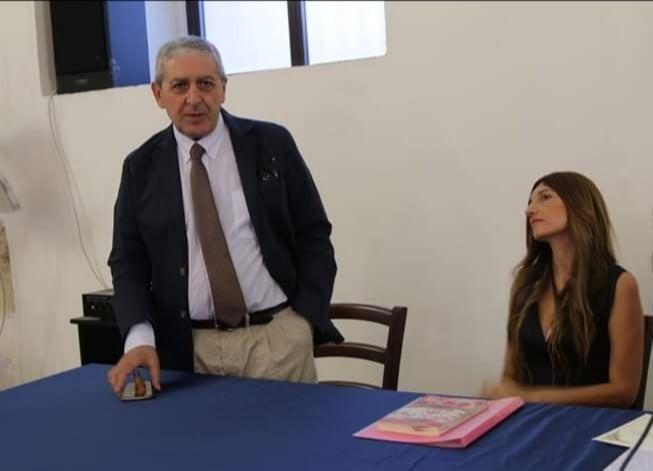 Responsabile Daniela Santellli primo stage calcistico