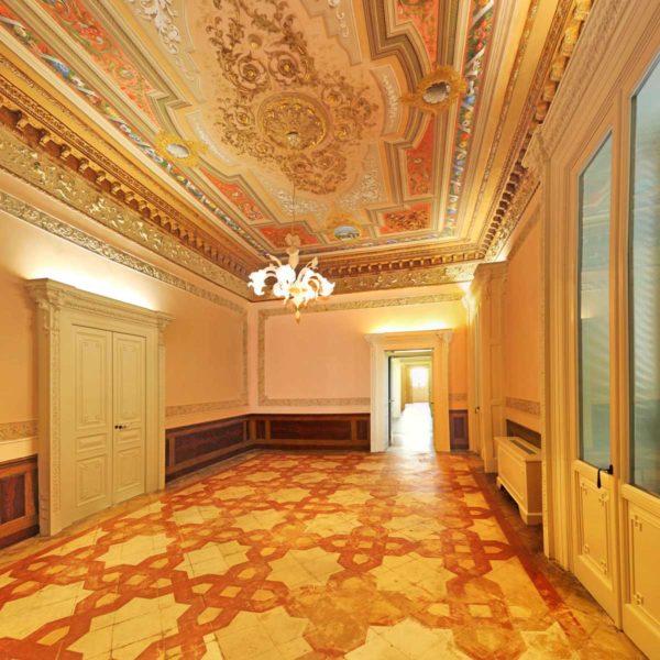 Villa Rendano Sala Della Musica