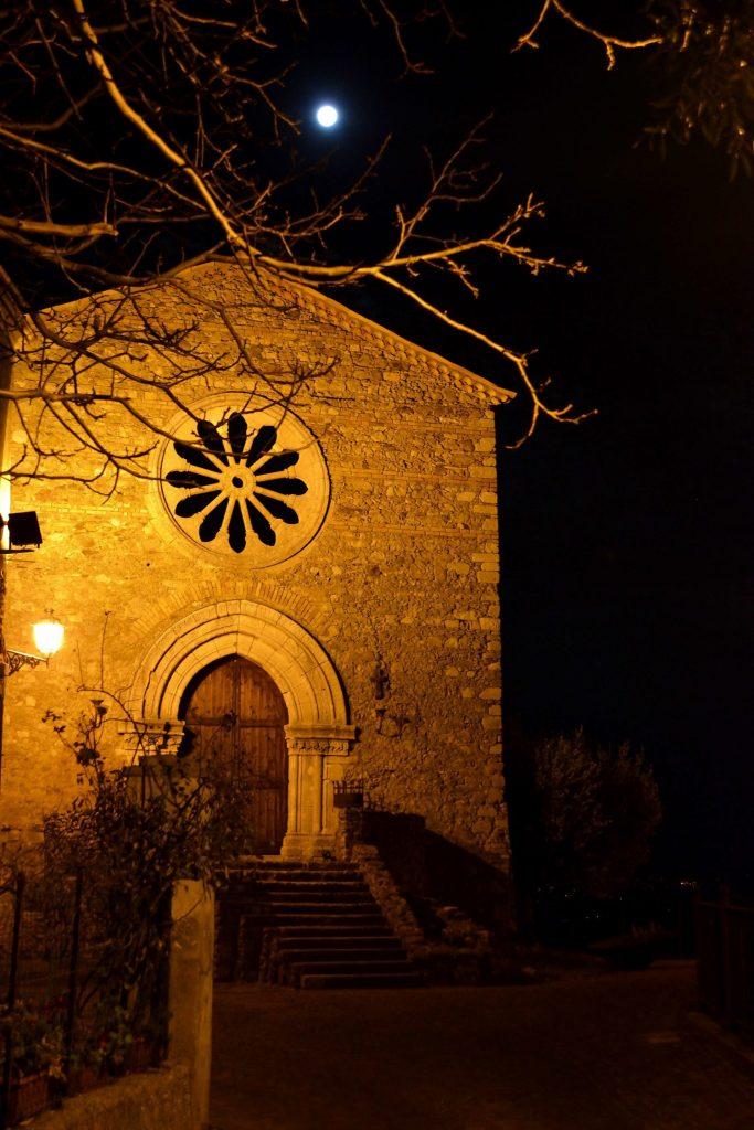 Chiesa Stella Di Notte