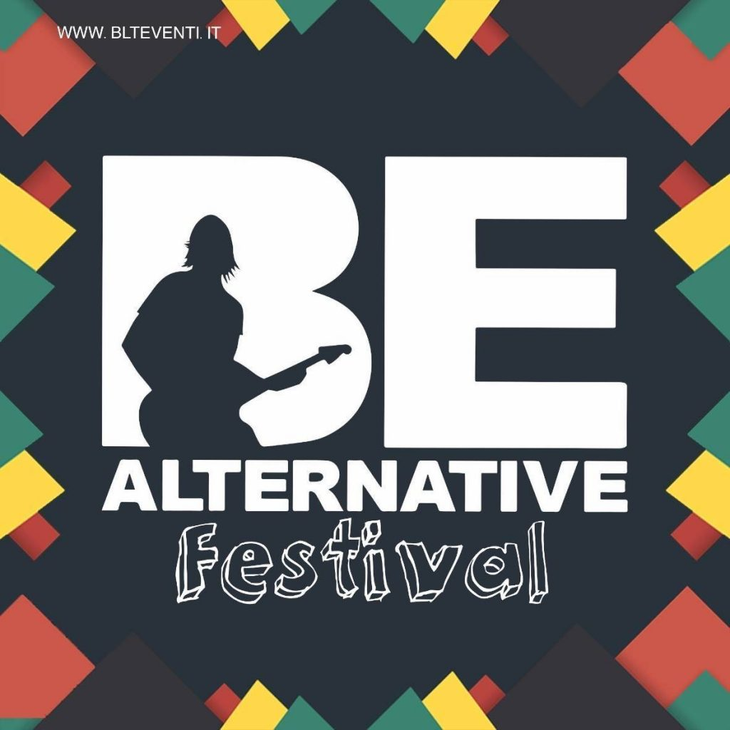 Be Alternative festival Locandina